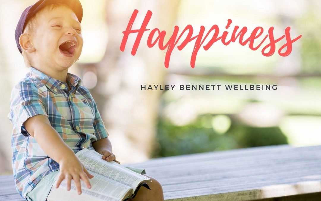 What is happiness and how it helps build our resilience against everyday worries and stresses